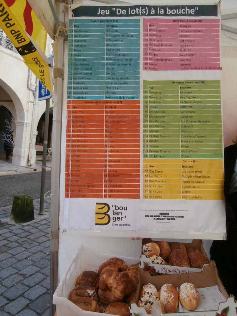 De lot(s) à la bouche - Téléthon 2012