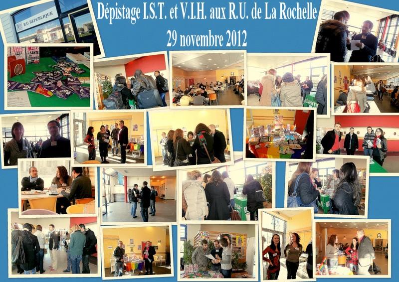 Prévention IST et VIH 2012