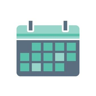 Illustration icone calendrier 53876 5588